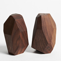 Walnut Salt & Pepper Shakers by Reed Wilson for Reed Wilson - Free Shipping