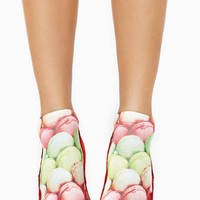 Sweet Treat Ankle Socks