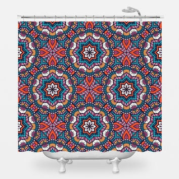Bohemian Rhapsody Shower Curtain