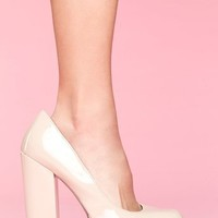 Claire Platform Pump in Shoes at Nasty Gal