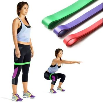 Exercise Resistance Loop Bands Set of 3 Light Medium Heavy Exercise Bands / Assisted Pull Up Bands / Powerlifting Bands - Walmart.com