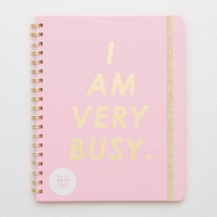 Ban.do I Am Very Busy Planner , Pink