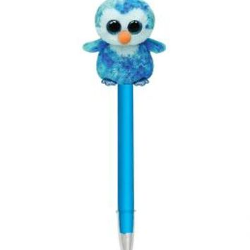 Ice Cube The Penguin Beanie Boo Pen | Girls {category} {parent_category} | Shop Justice