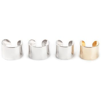 Maison Martin Margiela set of four rings