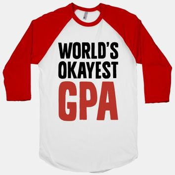 World's Okayest GPA