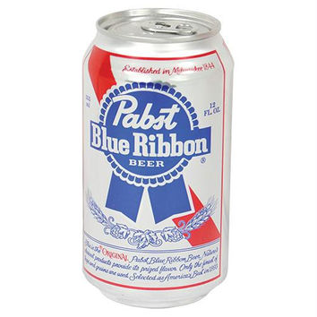 Pabst Blue Ribbon Can Safe