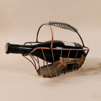 Bottle wine rack.Suit for home and office.Put the wine in right place = 4486968708