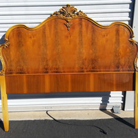 Delivery Fee --Vintage French provincial headboard