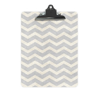 Paper Chevron Clipboard
