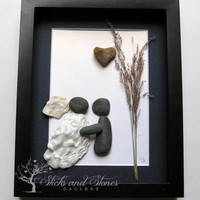 Personalized Wedding Gift - Unique Engagement Presents - Whimsical Wedding Art - Gifts For Couple - Love Gifts - Custom Wedding Gift