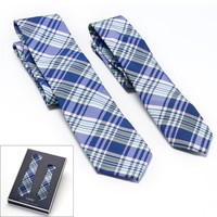 Chaps Father & Son Matching Necktie Set