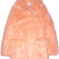 See by Chloé - Faux fur coat