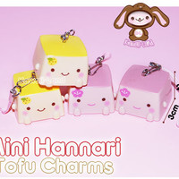 Mini Hannari Tofu Charms