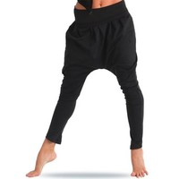 Harem Pant Black XL