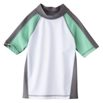 Circo® Infant Toddler Boys' Short-Sleeve Rashguard