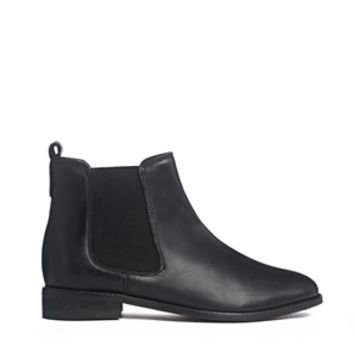 ASOS AIRTIME Leather Chelsea Ankle Boots