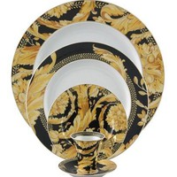 Versace Vanity Dinnerware Collection