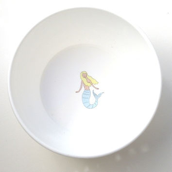 Mermaid Eco-Friendly Bowl