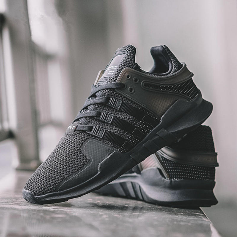men's adidas eqt support adv casual shoes grey