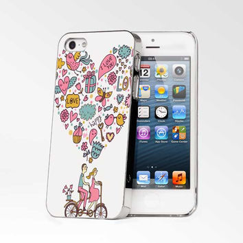 Love Be Happy iPhone 4s iphone 5 iphone 5s iphone 6 case, Samsung s3 samsung s4 samsung s5 note 3 note 4 case, iPod 4 5 Case