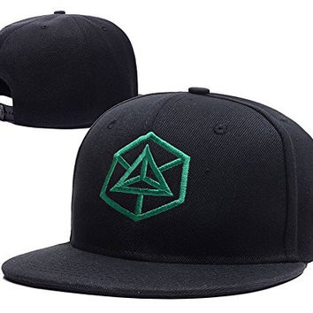 XINMEN Enlightenment Faction Converted Ingress Logo Adjustable Snapback Caps Embroidery Hats