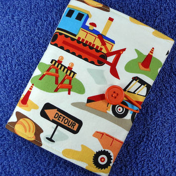 Children's Crayon Wallet Coloring Case - PICK YOUR FABRIC - Kid Travel Quiet Activity Boy Girl Art Party Favor Gift