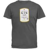Phish - Bathtub Gin Label Adult T-Shirt
