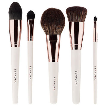 Complexion: Uncomplicated Brush Set - SEPHORA COLLECTION | Sephora