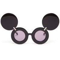 JEREMY SCOTT | Mickey Mouse Sunglasses | Browns fashion & designer clothes & clothing