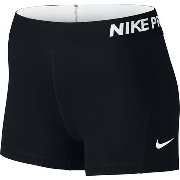 "Women's Pro Cool 3"" Compression Shorts"
