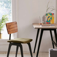 Fisher Desk Chair | Urban Outfitters