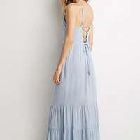 Tiered Maxi Cami Dress