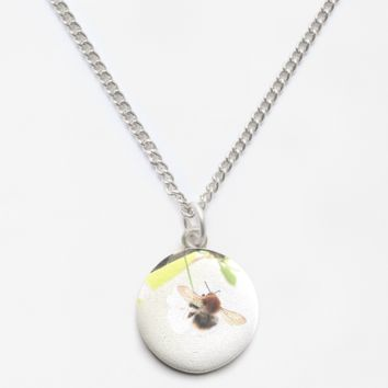 bee happy pendant