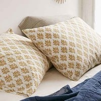 Running Bhuti Print Pillowcase Set