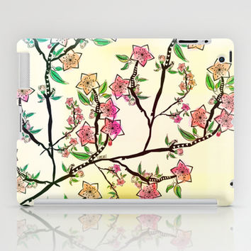 Cherry Blossoms iPad Case by Famenxt