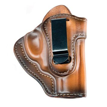 Blackhawk Premium Leather Inside the Pants Holster with Clip