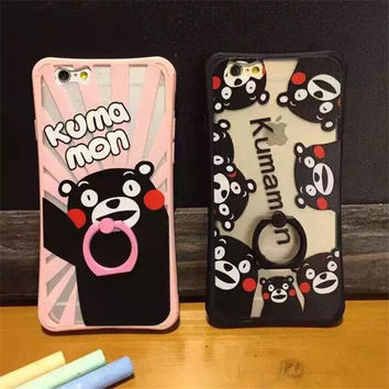 Iphone Phone Case Ring Apple Soft Rack [6034061057]