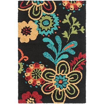 Surya Floor Coverings - SOM7707 Storm 2' x 3' Area Rug