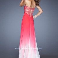 La Femme 20167 at Prom Dress Shop