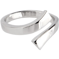 Sterling Silver 925 SMOOTH DIVIDED Toe Ring   Body Candy Body Jewelry