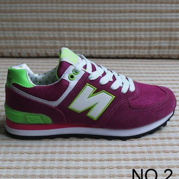New Balance 2018 new men and women trend N word casual shoes NO.2