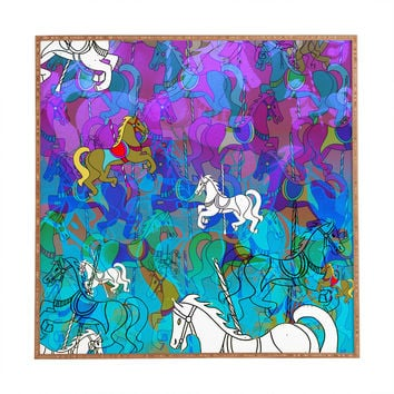 Aimee St Hill Merry Go Round Framed Wall Art