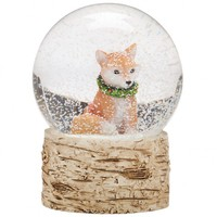 Fox snow globe - Home Accessories - Home & Kitchen - Gifts