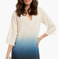 Ombre Gina Shift Dress $39