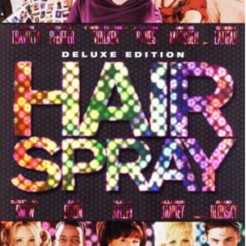 Hairspray (DVD) (2 Disc) (Deluxe Edition) (Enhanced Widescreen for 16x9 TV) (Eng) 2007