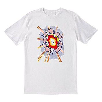 Roy Lichtenstein: Explosion T-Shirt - Large