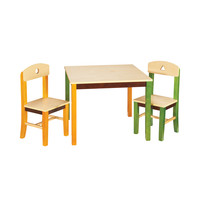 Guidecraft See and Store Table and Chair Set - G98302