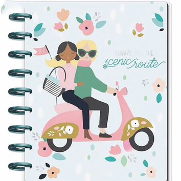 Happy Planner Girl Gang Scenic Route Classic Size 2019 Planner