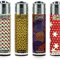 Clipper Japanese Geometrics Series (4 Pack)