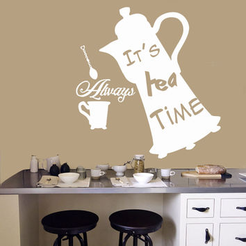 2016 Special Offer Alice IN Wonderland Decorative Wall Decals Removable Mad  Hatter Quotes Bedroom Kitchen Cafe. Best Alice In Wonderland Bedroom Products on Wanelo